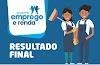 Confira o RESULTADO FINAL, para o processo seletivo do Programa Emprego e Renda da Prefeitura de Forquilha