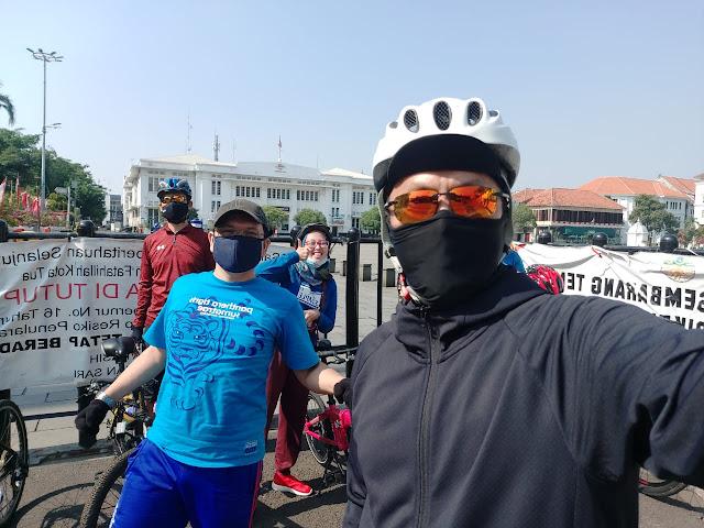 Sepedaan PTTUN Jakarta
