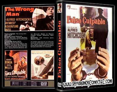 Falso Culpable 1956   Caratula   Imágenes   Cine clásico