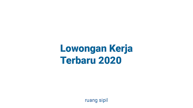 Lowongan Kerja PT Rafa Karya Indonesia