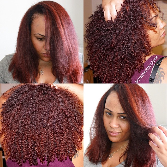 Damage-Free Temporary Color on Natural Hair with Biotera Sheer Iluminator Tinted Moisture Treatment
