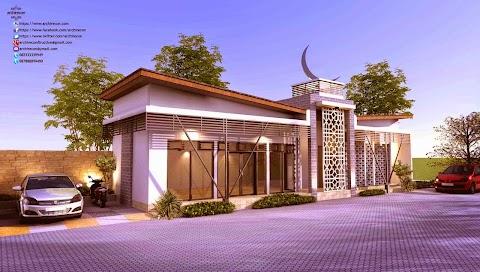 Jasa Desain Rumah Mewah 082.33333.9949