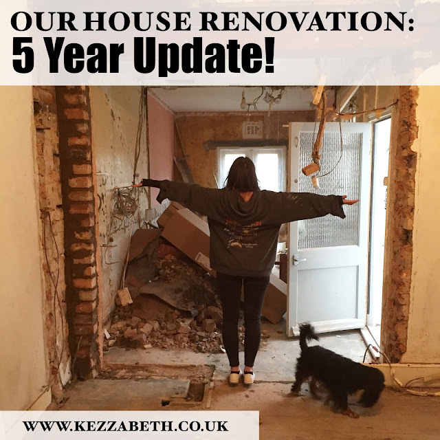 House Renovation 5 Year Update