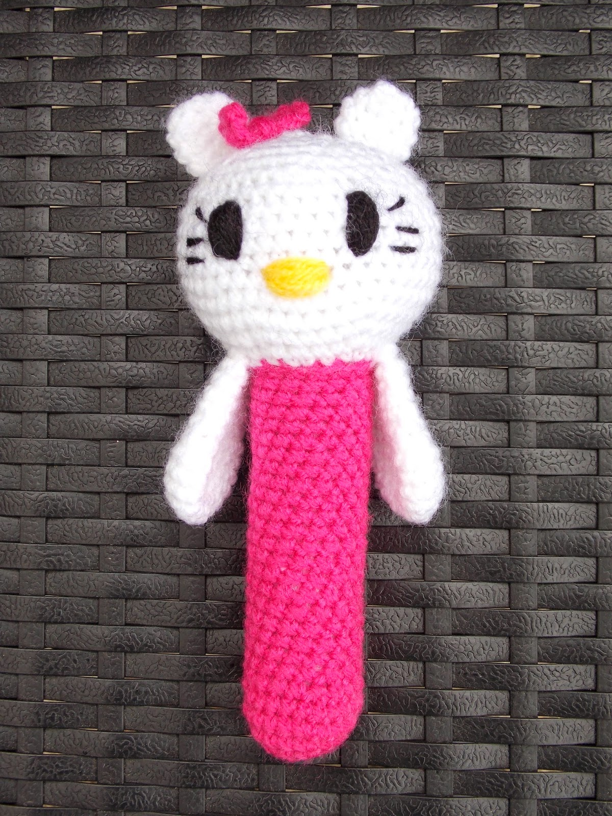 Haakpatroon Hello Kitty Gratis