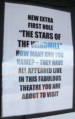 Stars of The Windmill Theatre in Great Yarmouth