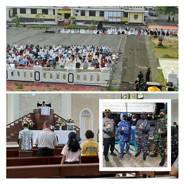 TNI-Polri Sukses Amankan Hari Kemenangan di Tanimbar