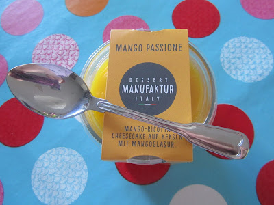 Dessert Manufaktur - Mango Passione