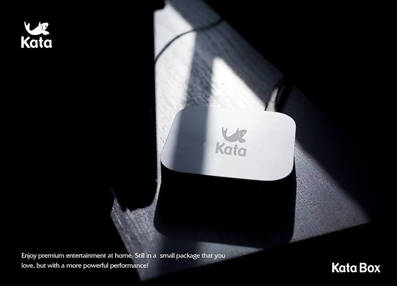 Kata Box 2 Now Official, Retails For PHP 2999!