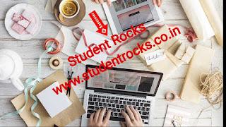 student rocks