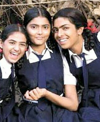 Miss Baywatch or Quantico or Daddy's Lil Girl Priyanka Chopra looked like this in her school days!