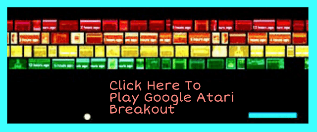 click here to play google atari breakout in google search
