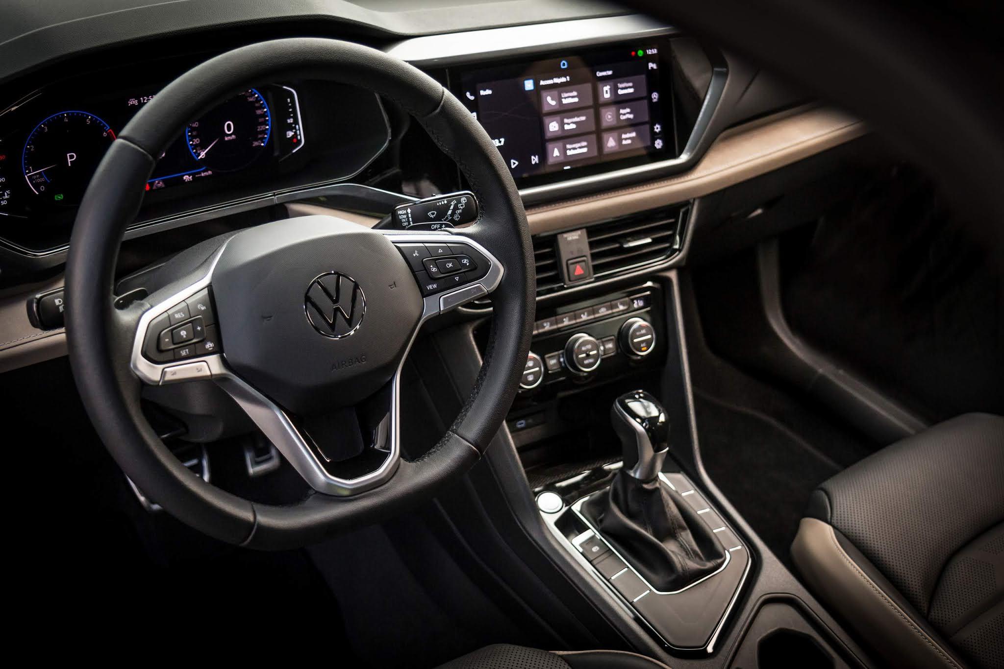 Volkswagen Taos começa a chegar às concessionárias
