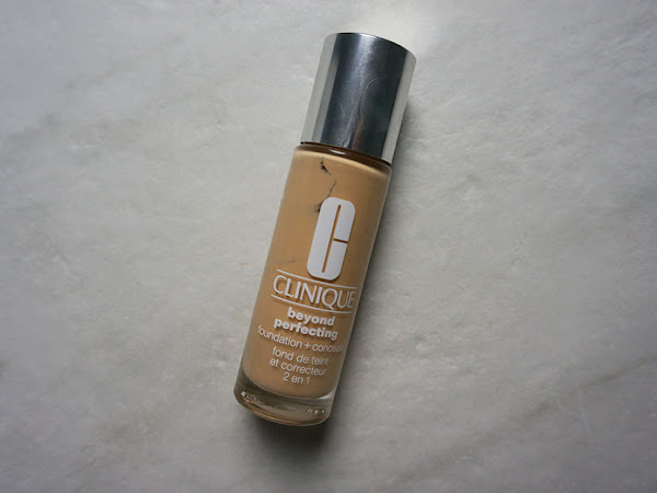 Clinique Beyond Perfecting Foundation & Concealer Review