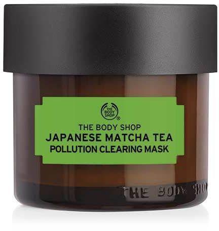 ذا بودي شوب قناع شاي ماتشا الياباني