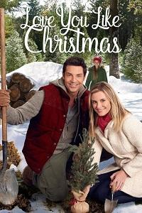 Poster Love You Like Christmas