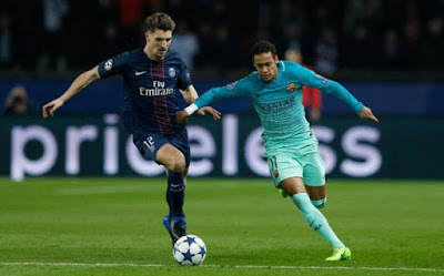 Barcelona gana al Paris Saint Germain 6 a 1