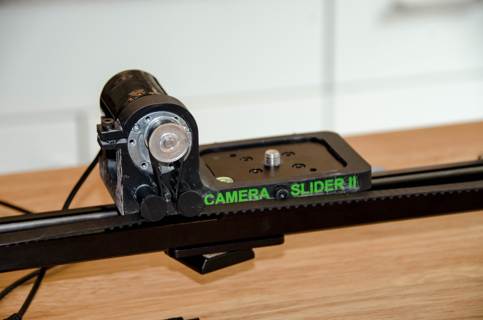 The Invention Factory 3d Printed Diy Motorized Camera