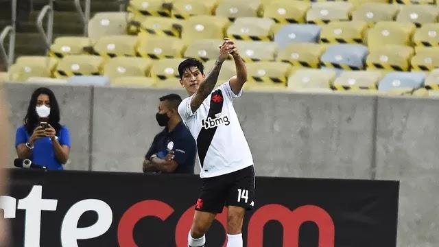 Vasco atropela o Flamengo no Maracanã