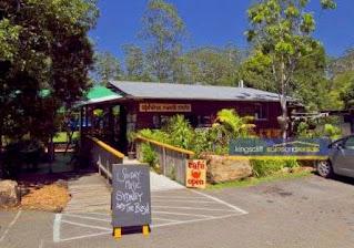 Sphinx Rock Cafe - Nightcap Village