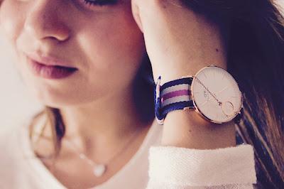 time saving girl image