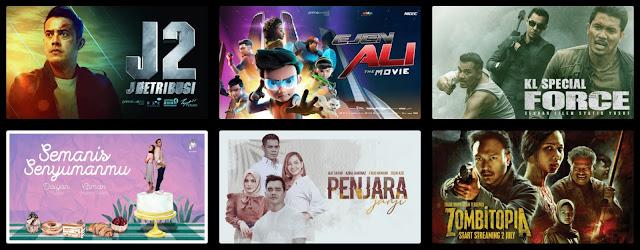 Disney+ Hotstar Malaysia Dilancarkan Pada 1 Jun Ini filem tempatan
