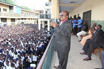 Progressive Comprehensive High School (P.C.H.S) Bamenda