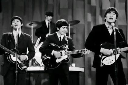 50+ Lagu The Beatles Terbaik dan Terpopuler yang Enak Didengar
