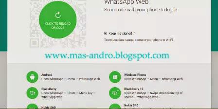 Cara Buka Whatsapp Lewat Komputer