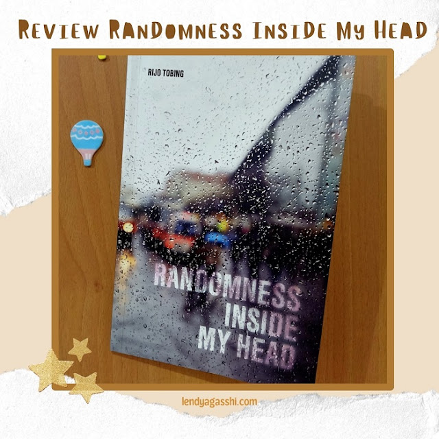 [Blogtour & Giveaway] Randomness Inside My Head