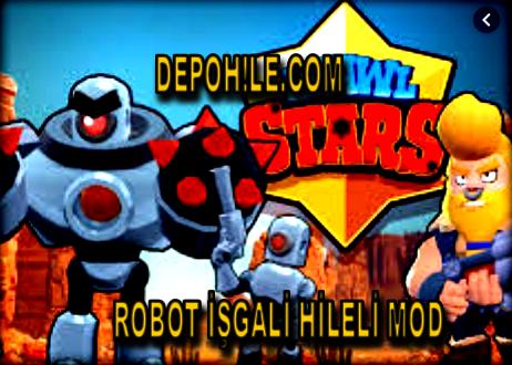 Brawl Stars Robot İşgali Hileli Mod + Kaynak Hilesi Eylül 2019