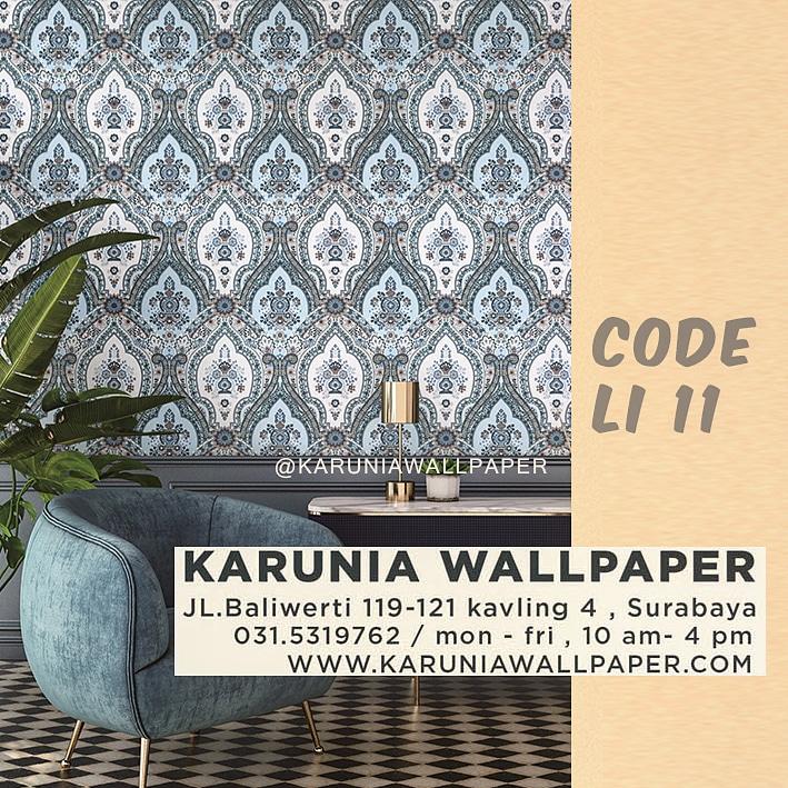 jual wallpaper dinding motif klasik