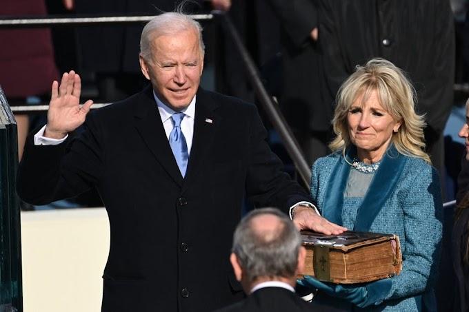 Full text of Joe Biden's inaugural speech as 46th President of America