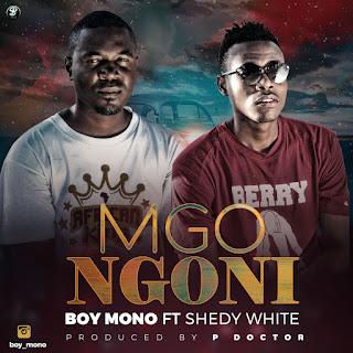 Audio | Boy Mono Ft. Shedy White - Mgongoni |Mp3 Download