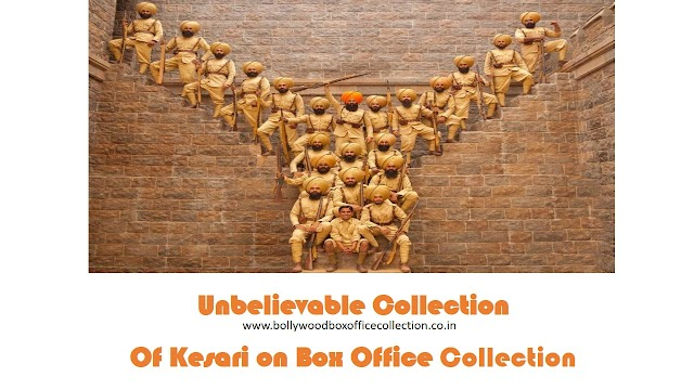 Kesari Box Office Collection : One of the Biggest of 2019