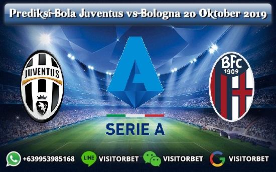 Prediksi Skor Juventus vs Bologna 20 Oktober 2019