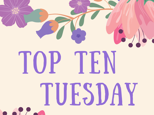 Top Ten Tuesday - Book I meant to read in 2020