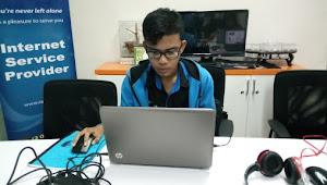 Laporan Kegiatan Di Radnet Surabaya