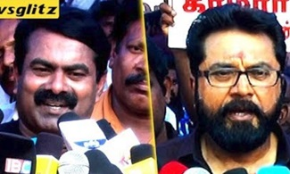 Sarathkumar & Seeman against Cauvery Issue