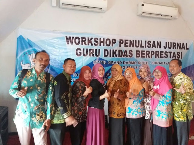 Workshop Jurnal Dikdas
