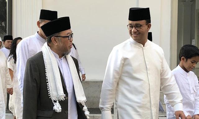 Catat Banyak Prestasi, Koalisi Peduli Jakarta Siap Antar Anies Baswedan Jadi Presiden