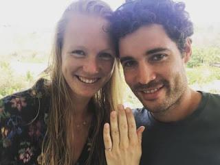Kiki Bertens Announces Her Engagement With Remko De Rijke