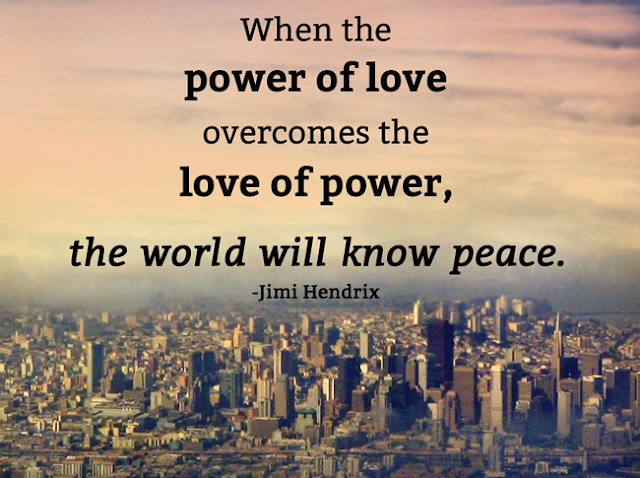 Jimi Hendrix Peace Quotes Wallpaper Photo Image