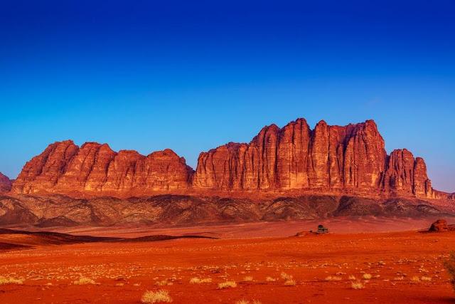Khám phá những địa điểm đẹp ảo diệu ngoài hành tinh có thật trên Trái Đất