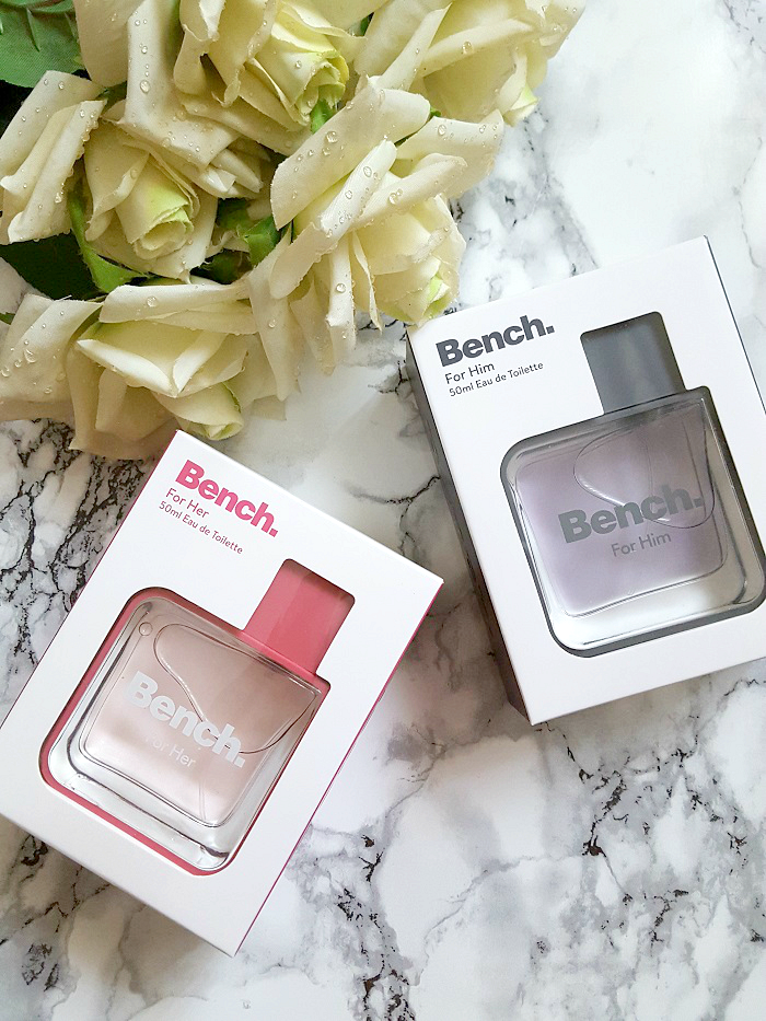 Fall Scents: BENCH For Her & For Him 2