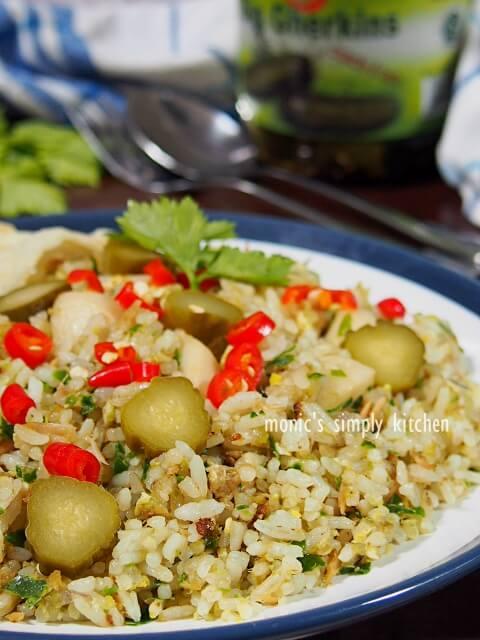resep nasi goreng hijau pedas