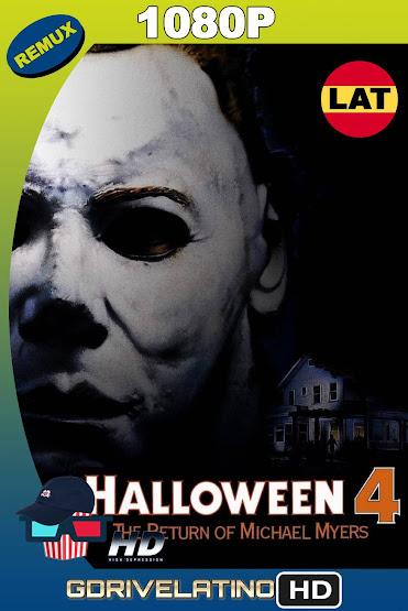 Halloween 4 El Regreso De Michael Myers (1988) BDRemux 1080p Latino-Ingles MKV