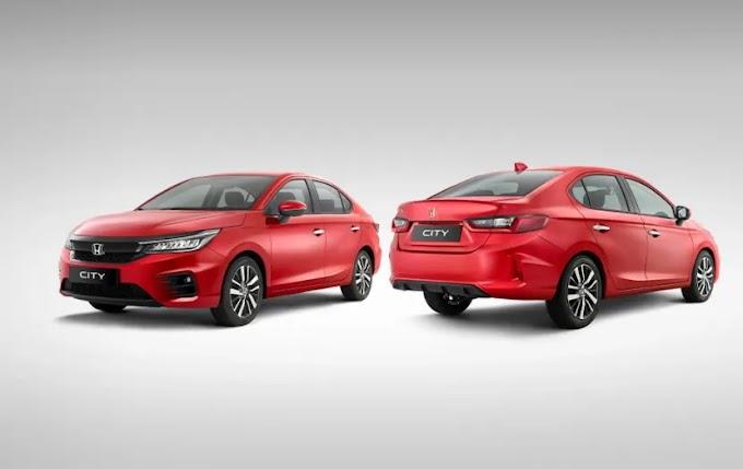 2021 Honda City Fiyat Listesi Güncellendi