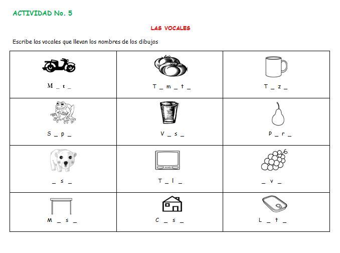 La Aventura De Leer Y Escribir Es Para Toda: Lengua Castellana De Preescolar: Actividades De