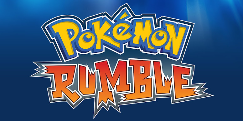 Pokémon Rumble WiiWare