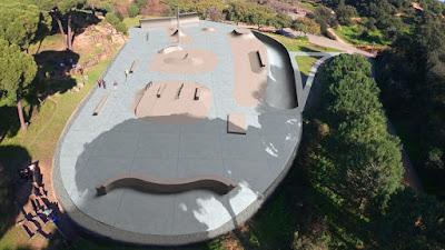 Skatepark Parque Moret
